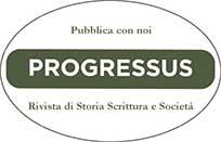 Pubblica su Rivista Progressus