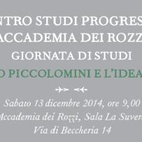 """Giornata di Studi """"Enea Silvio Piccolomini e l'idea di Europa"""" Siena 13 dicembre 2014"""
