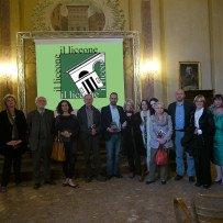 """Fantasticy Day. Successo per la presentazione del volume """"Il recupero del portico di Sant'Agostino""""."""
