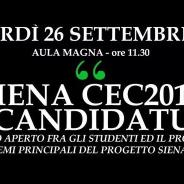 Al Liceo Classico di Siena incontro su Siena Capitale Europea della Cultura 2019