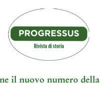 Online il nuovo numero della rivista Progressus