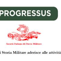 La Società Italiana di Storia Militare aderisce al progetto Progressus